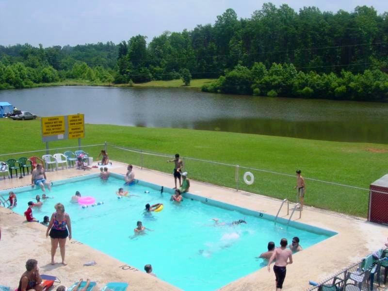 Deep River Campground And Rv Park Of Randolph County Amenities